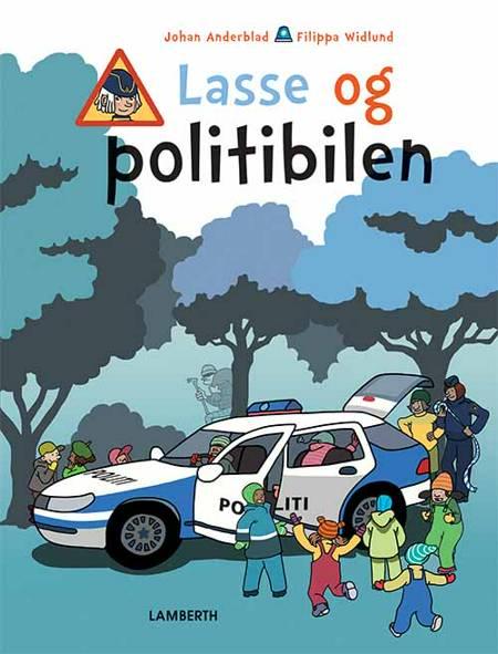Lasse og politibilen af Johan Anderblad