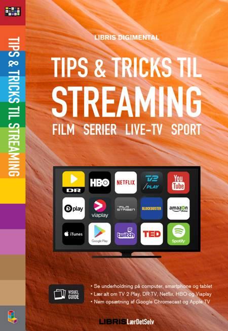 Streaming af film, serier, musik, sport og TV af Marit Strømmen