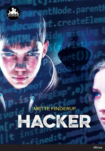 Hacker af Mette Finderup