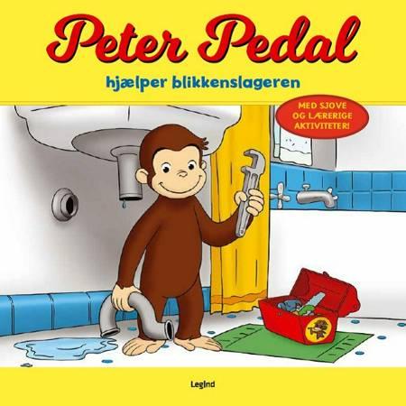 Peter Pedal hjælper blikkenslageren