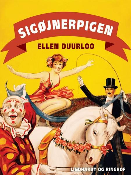 Sigøjnerpigen af Ellen Duurloo