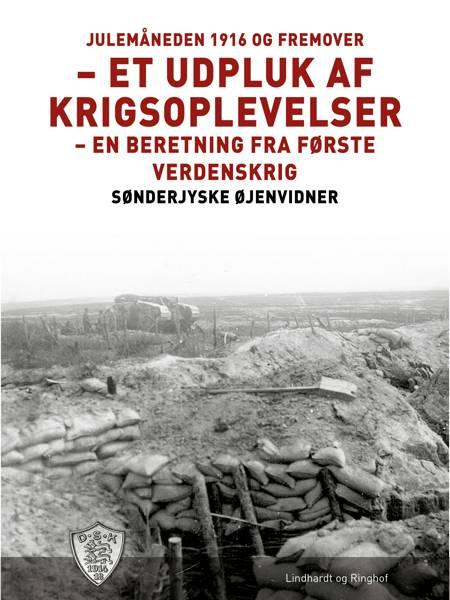 Julemåneden 1916 og fremover - et udpluk af krigsoplevelser af Sønderjyske Øjenvidner