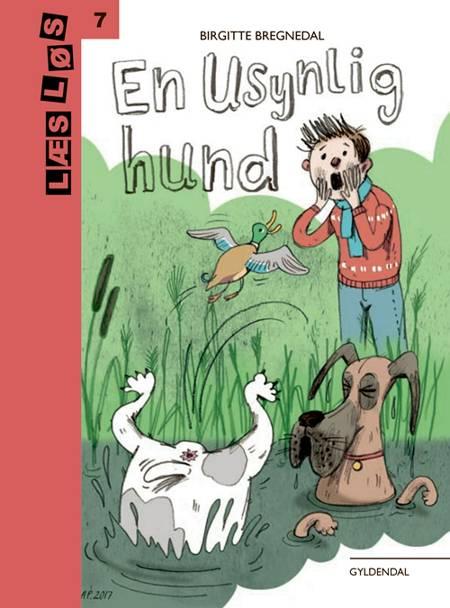 En usynlig hund af Birgitte Bregnedal