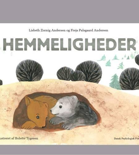 Hemmeligheder af Lisbeth Zornig Andersen og Freja Palsgaard Andersen