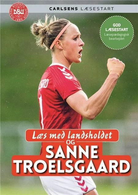 Læs med landsholdet og Sanne Troelsgaard af Ole Sønnichsen