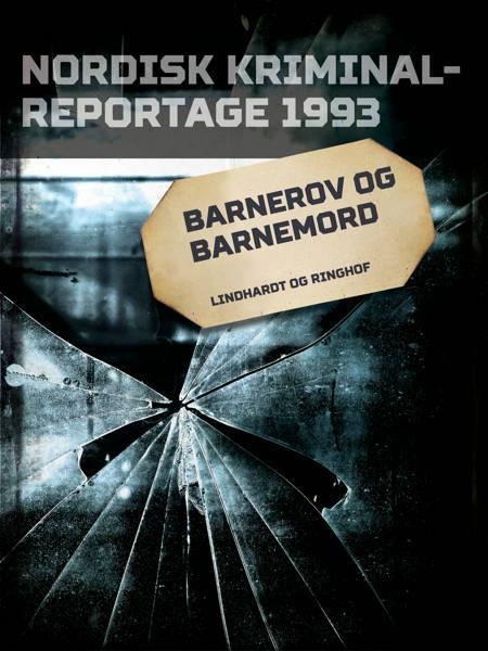 Barnerov og barnemord