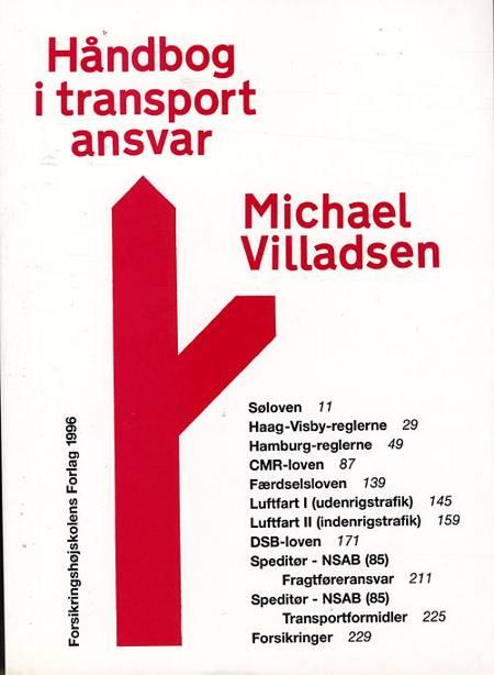 Håndbog i transportansvar af Michael Villadsen