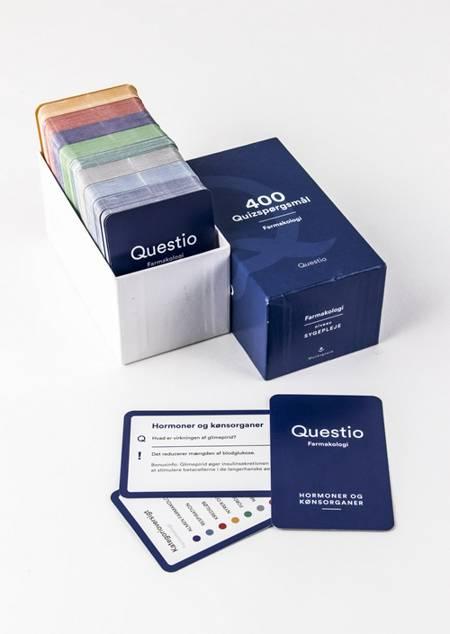 Farmakologi - 400 quiz-spørgsmål af Karen-Marie Olesen