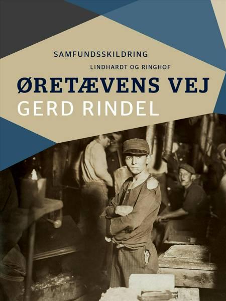Øretævens vej af Gerd Rindel og Bodil Elmstrøm