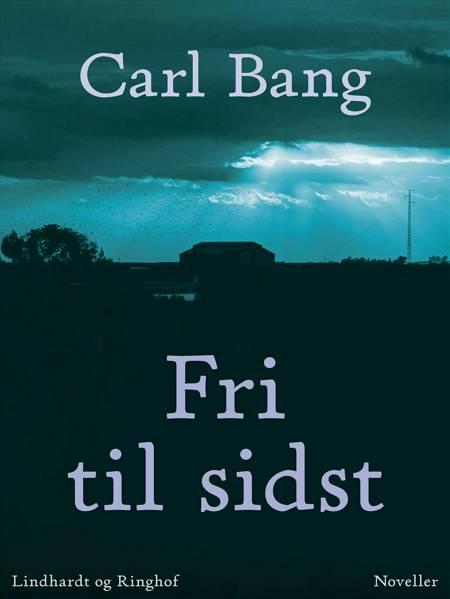 Fri til sidst af Carl Bang