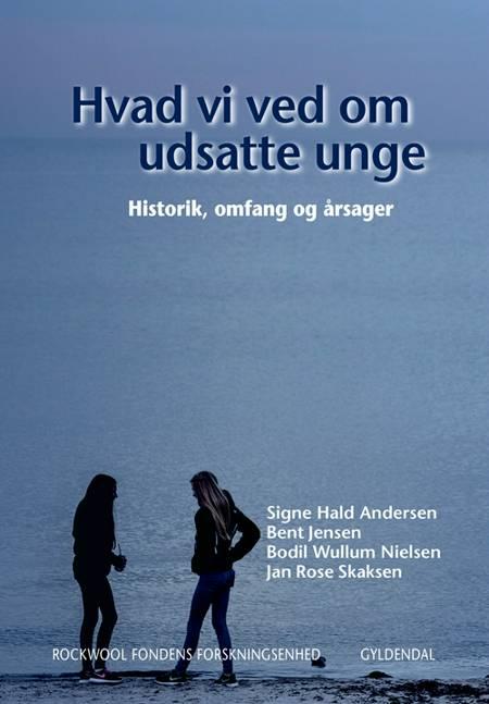 Hvad vi ved om udsatte unge af Bent Jensen, Jan Rose Skaksen og Signe Hald Andersen m.fl.