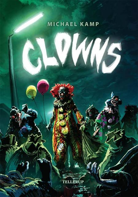 Clowns af Michael Kamp
