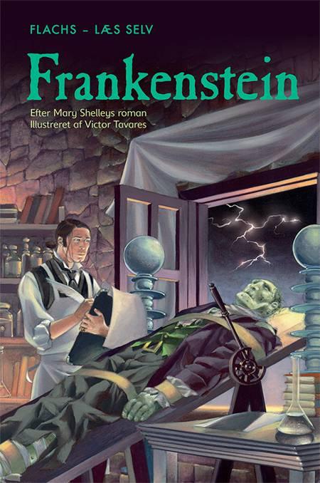 Frankenstein (genfortalt, forkortet) af Mary Shelley og Rosie Dickins