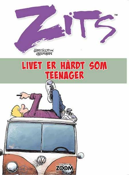 Livet er hårdt som teenager af Jim Borgman og Jerry Scott