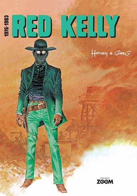 Red Kelly 1976-1983 af Hermann og Greg