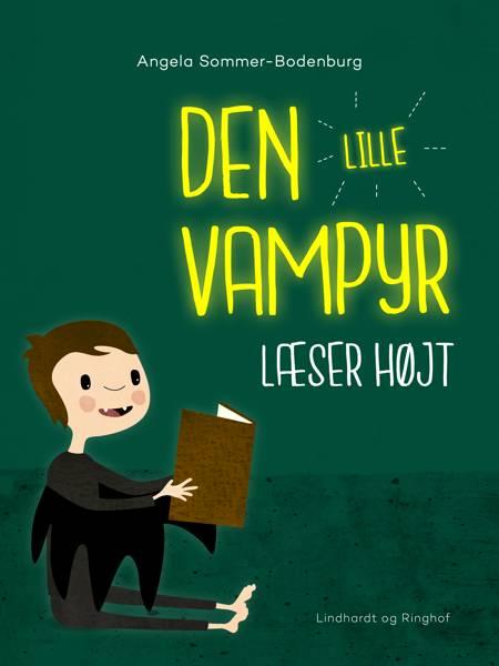 Den lille vampyr læser højt af Angela Sommer Bodenburg