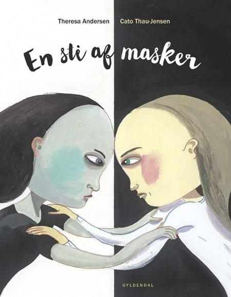 En sti af masker af Theresa Andersen