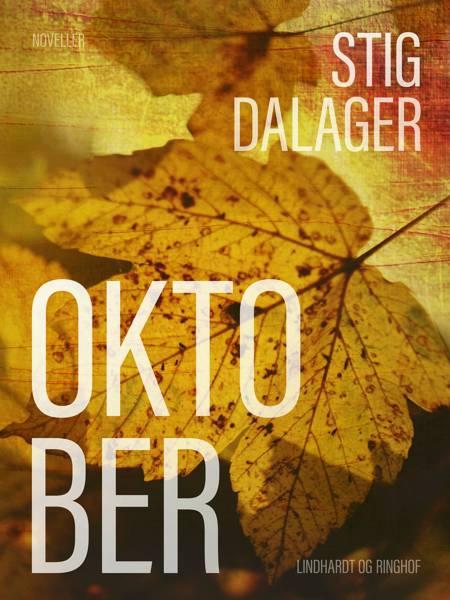 Oktober af Stig Dalager