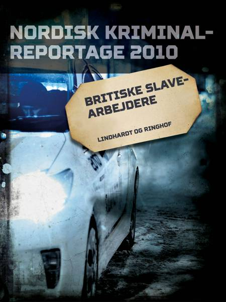 Britiske slavearbejdere