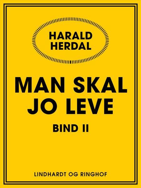 Man skal jo leve II af Harald Herdal