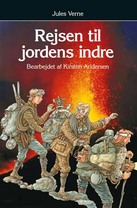 Rejsen til jordens indre af Jules Verne