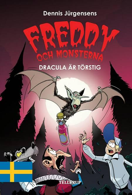 Freddy och monsterna #3: Dracula är törstig af Jesper W. Lindberg