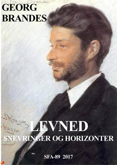 Levned af Georg Brandes