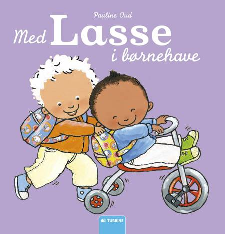 Med Lasse i børnehave af Pauline Oud