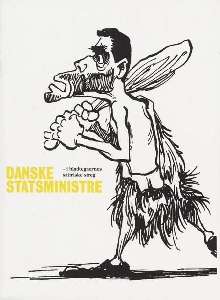 Danske statsministre i bladtegnernes satiriske streg