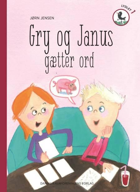 Gry og Janus gætter ord af Jørn Jensen