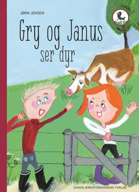 Gry og Janus ser dyr af Jørn Jensen