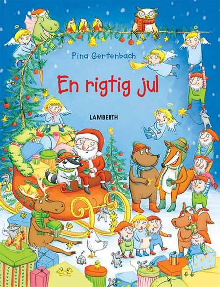 En rigtig jul af Pina Gertenbach