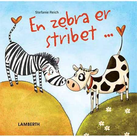 En zebra er stribet af Stefanie Reich
