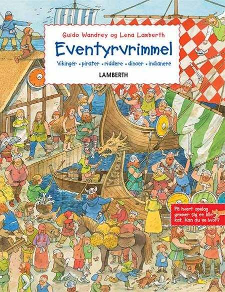 Eventyrvrimmel af Lena Lamberth