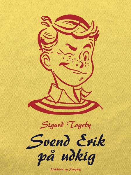 Svend Erik på udkig af Sigurd Togeby