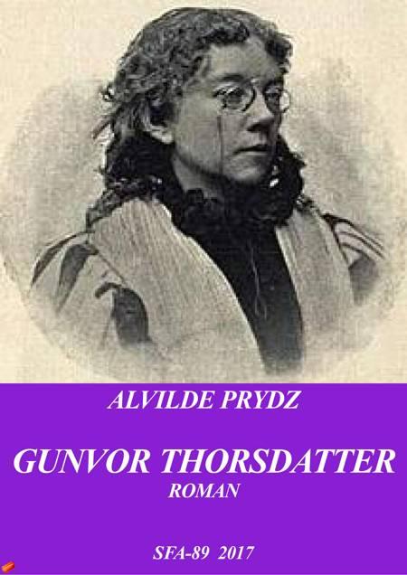 Gunvor Thorsdatter af Alvilde Prydz