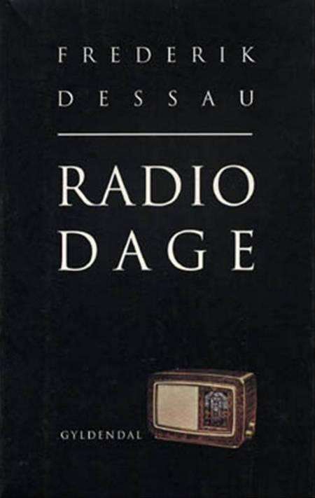 Radiodage af Frederik Dessau