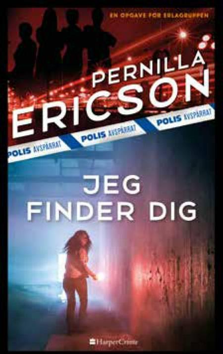 Jeg finder dig af Pernilla Ericson