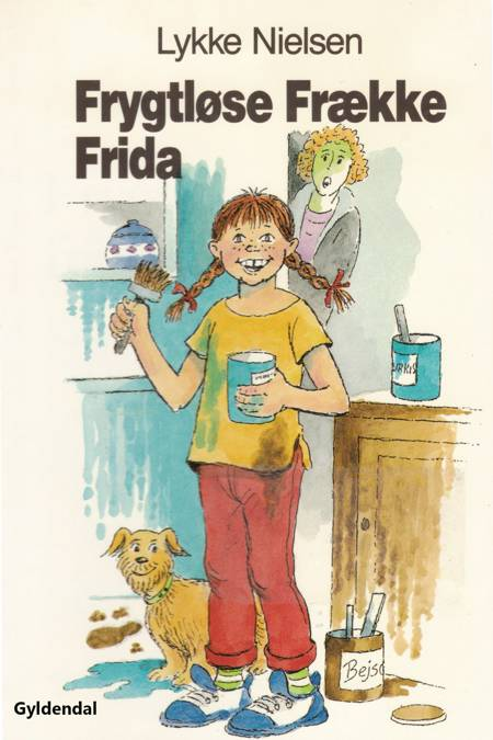 Frygtløse frække Frida af Lykke Nielsen