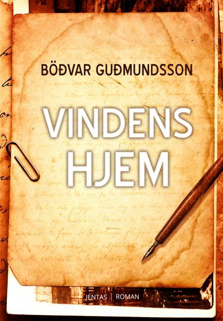Vindenes hjem af Böðvar Guðmundsson
