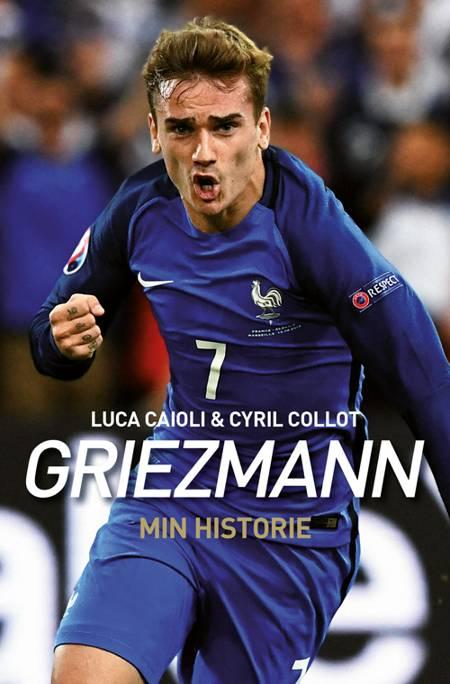 Griezmann af Luca Caioli og Cyril Collot