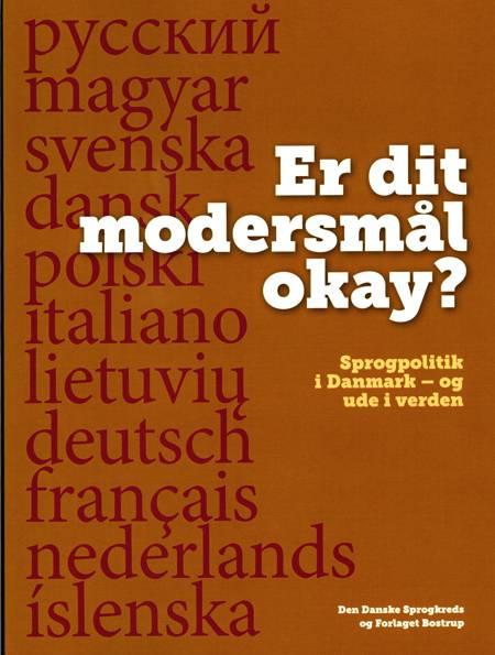 Er dit modersmål okay? af Lise Bostrup