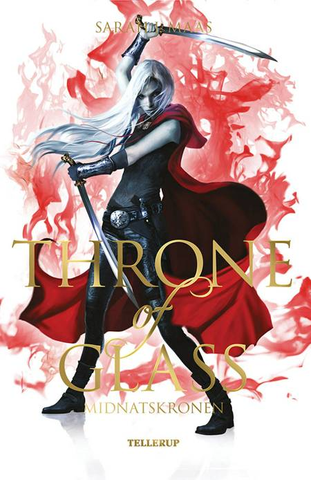 Throne of Glass - Midnatskronen af Sarah J. Maas