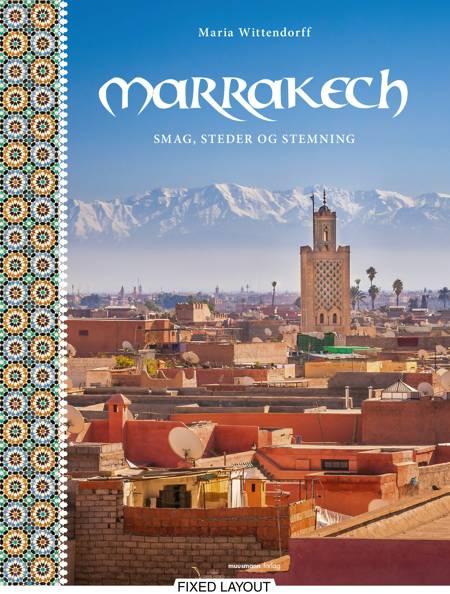 Marrakech af Maria Wittendorff