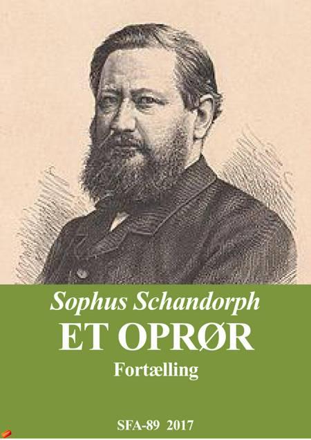Et oprør af Sophus Schandorph