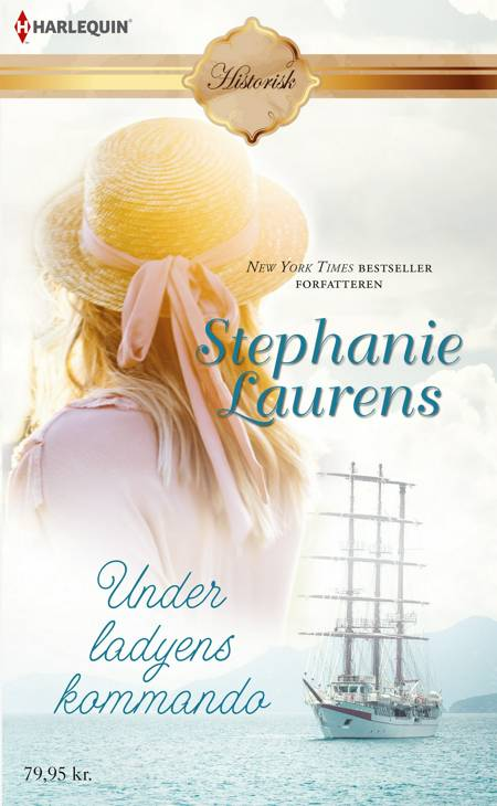 Under ladyens kommando af Stephanie Laurens