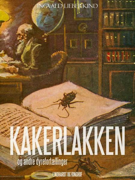 Kakerlakken og andre dyrefortællinger af Ingvald Lieberkind
