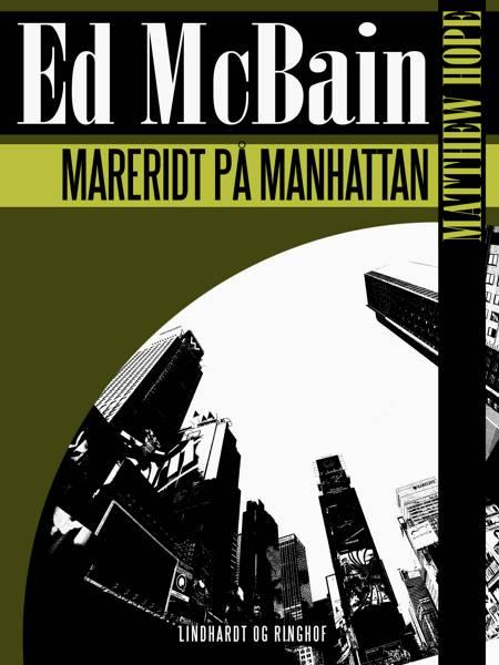 Mareridt på Manhattan af Ed McBain