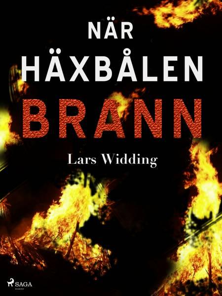 När häxbålen brann af Lars Widding