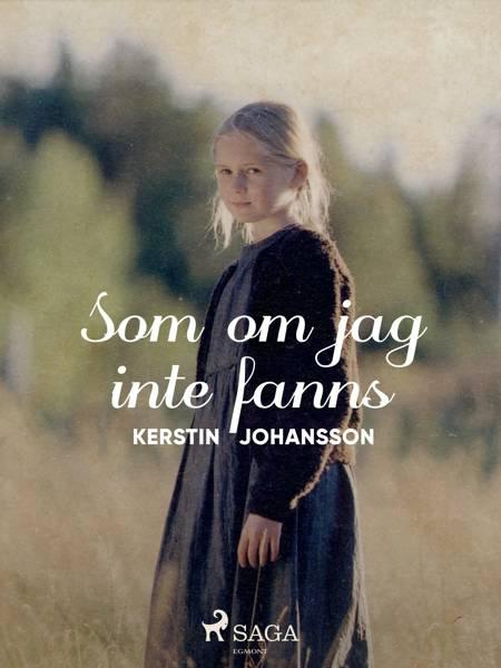 Som om jag inte fanns af Kerstin Johansson